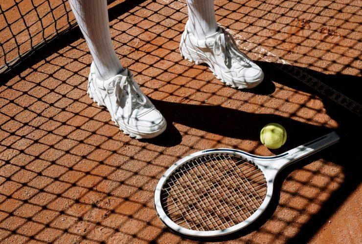 tennis gezondheid