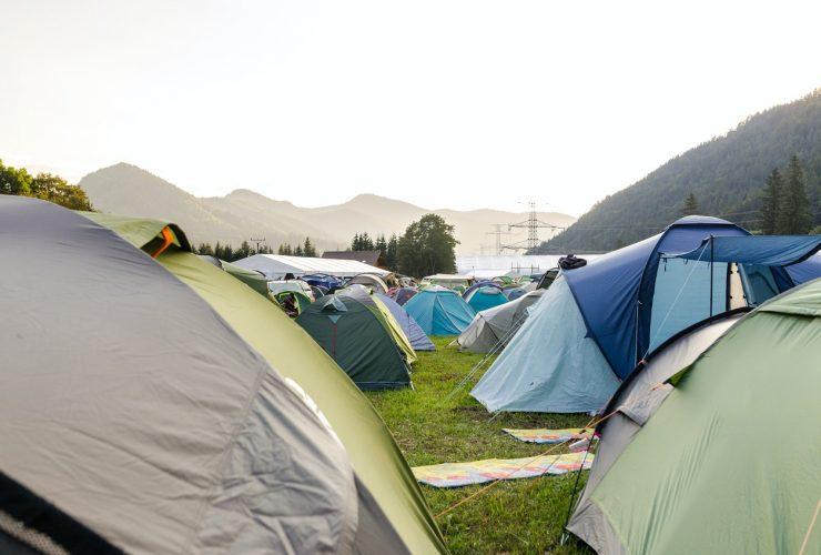 kampeerspullen onderhouden