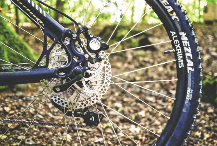 beginnen met mountainbiken