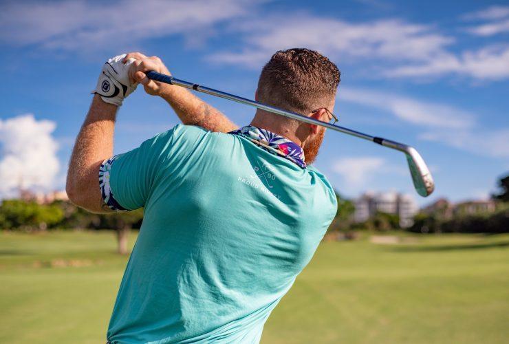 nodig voor golfwedstrijd